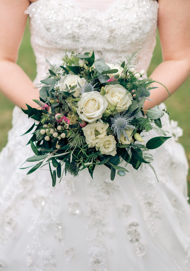 Textured Brides\