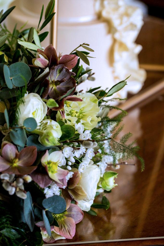 Spring Bridal Bouquet.