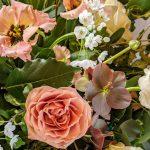 Wedding Flowers for Delapre.