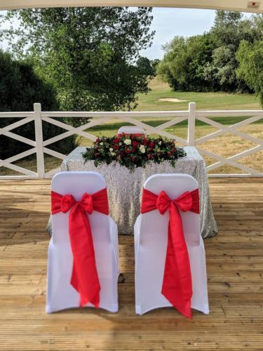 Outdoor Registrar Table, Milton Keynes