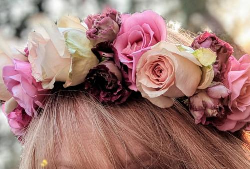 Buttonholes, Corsages & Hair Flowers Gallery