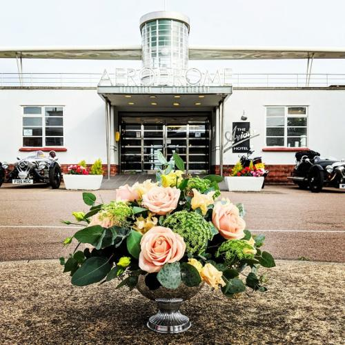 Sywell Aerodrome, Northamptonshire Wedding Venue
